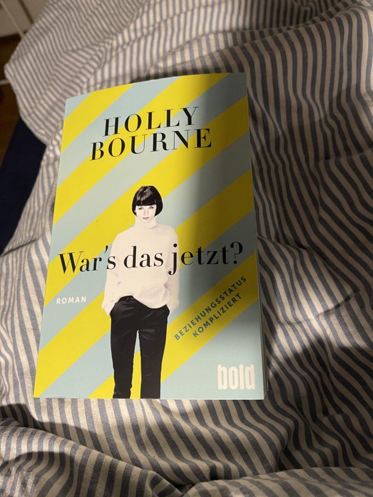 Holly Bourne War's das jetzt?