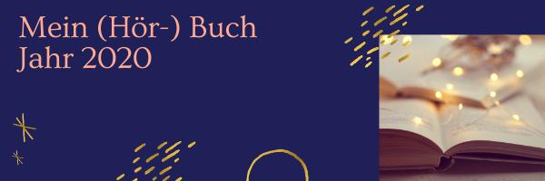 Hörbuchjahr 2020 header