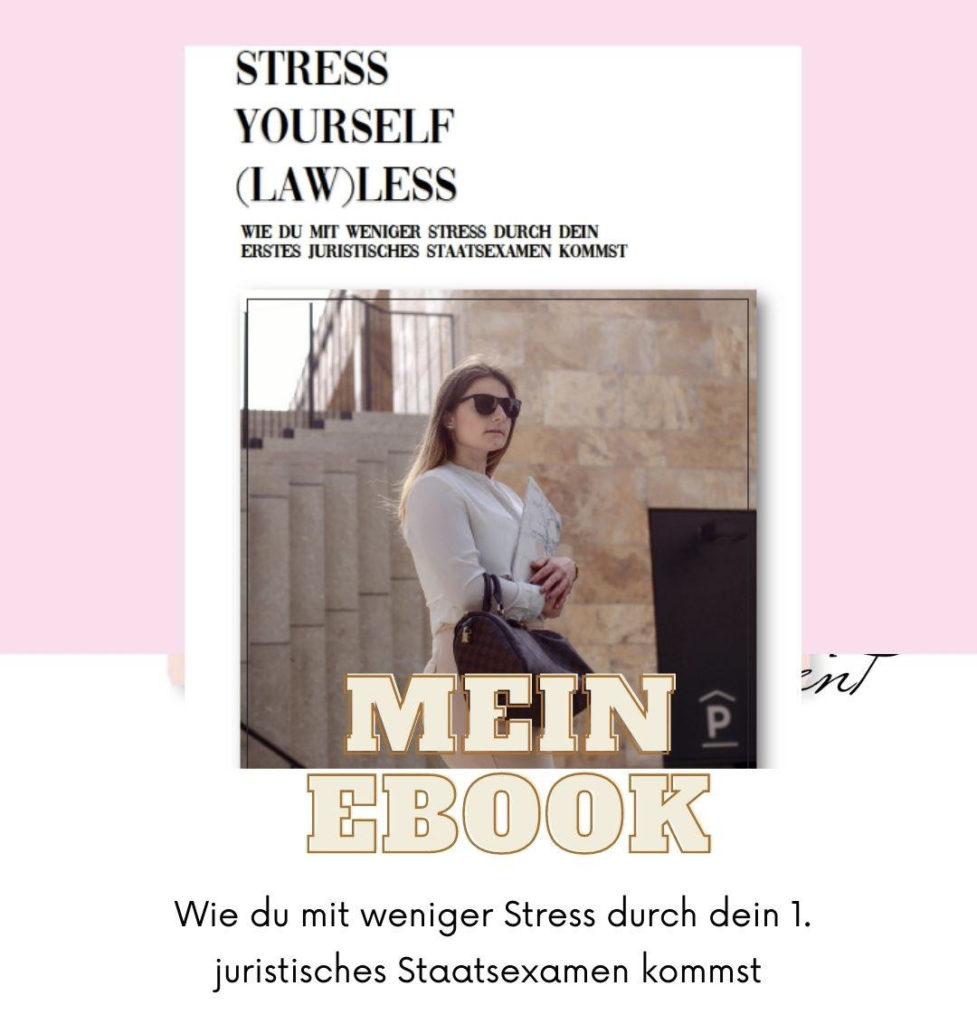 Workbook Stress yourself (law)less